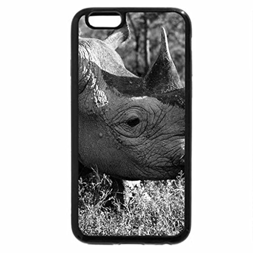 iPhone 6S Plus Case, iPhone 6 Plus Case (Black & White) - Rino