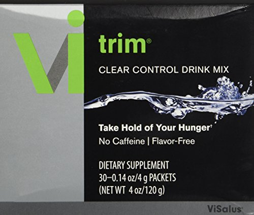 ViSalus Extra Strength Vi-Trim Complete, .14 oz, 30 count, Garcinia Cambogia Extract Complex Appetite Suppressant and Weight Loss Supplement with Chromium, Potassium, Phenylethylamine, L-Theanine, L Cartinine Fumarate, Acetyl L-Tyrosine