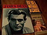 img - for James Dean 3 Volumes Set: I, James Dean, James Dean and Rebel Without A Cause book / textbook / text book