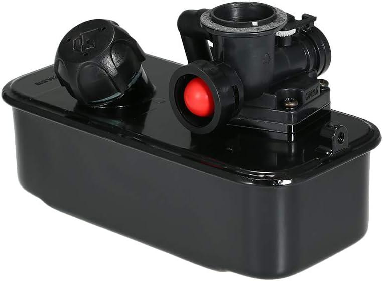 KKmoon Carburateur Essence Carburateur pour Briggs /& Stratton 499809 498809A 49440
