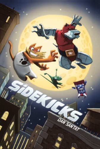 Sidekicks (Turtleback School & Library Binding Edition) by Turtleback (Image #2)