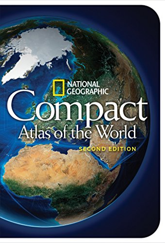 (National Geographic Compact Atlas of the World, Second Edition)