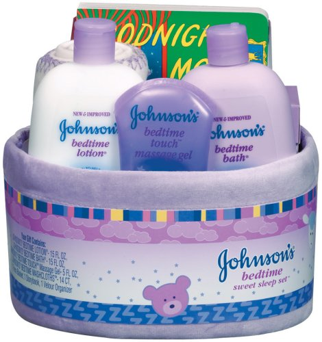 Johnson's Bedtime Sweet Sleep Set, Health Care Stuffs