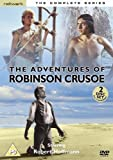 The Adventures of Robinson Crusoe (Complete Series) - 2-DVD Set ( Les Aventures de Robinson Crusoë ) ( Robinson Crusoé ) [ NON-USA FORMAT, PAL, Reg.2 Import - United Kingdom ]