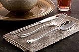 300 Plastic Silverware Set - Silver Plastic Cutlery