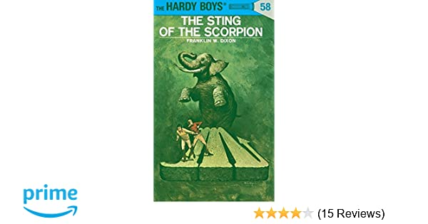 Hardy Boys 58 The Sting Of The Scorpion The Hardy Boys Franklin