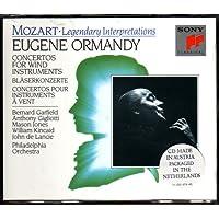 Mozart: Concertos for Wind Instruments (Legendary Interpretations)