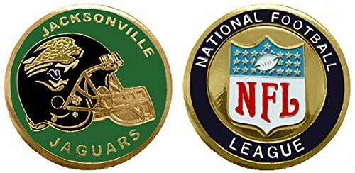 Lucky 13 Panther - Collectible Challenge Coin- Logo Poker- Lucky Chip for Jaguars