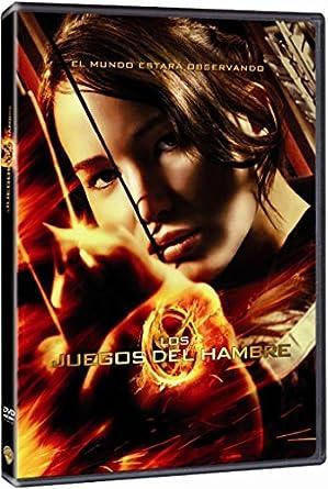 Los Juegos Del Hambre Dvd Amazon Es Jennifer Lawrence Josh