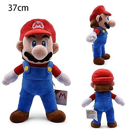 hhjxptst Juguete De Felpa, Super Mario Bros, Lanzamiento De ...