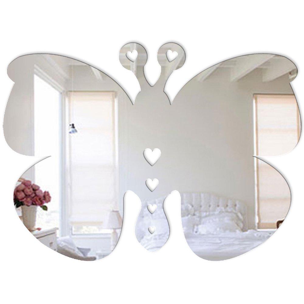 Mungai Mirrors 0317 Baby Butterfly Acrylic Mungai Mirrors Ltd