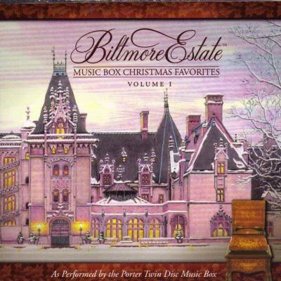 Biltmore Estate Music Box Christmas Favorites, Vol. 1 (Biltmore Estate Christmas)