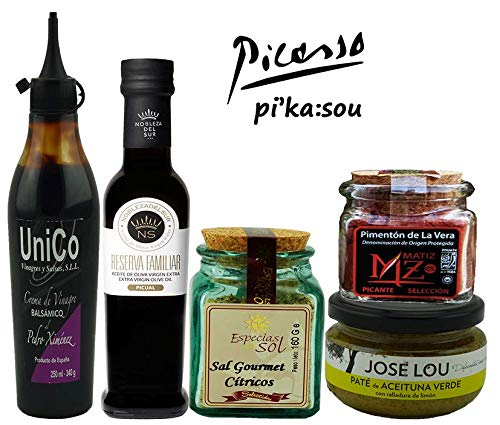 Chef Ole Spain gourmet products single balsamic product image