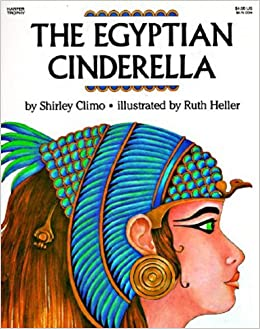 Image result for the egyptian cinderella
