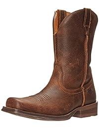 Ariat Men's Rambler Wide Square Toe Western Boot