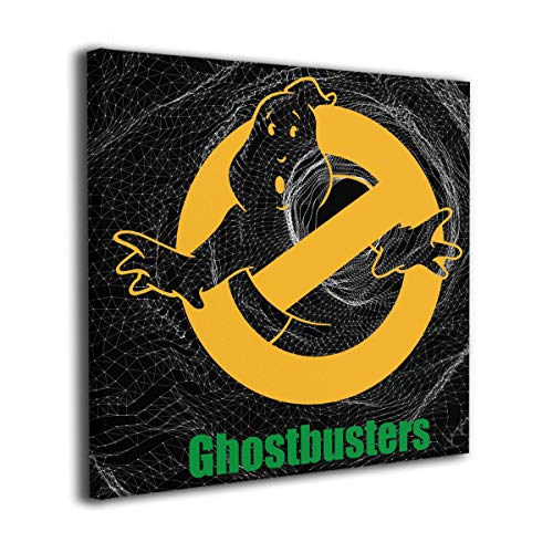 Cheny Ghostbusters Logo Canvas Wall Art Prints-Picture Modern