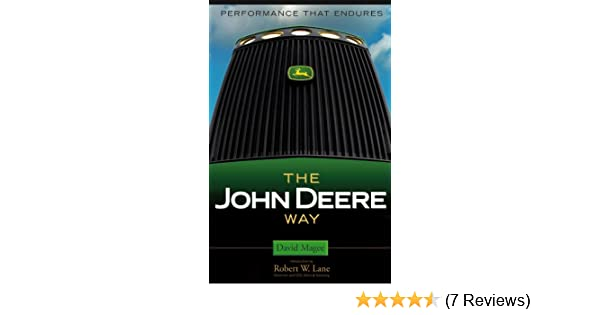 Amazon the john deere way performance that endures ebook amazon the john deere way performance that endures ebook david magee kindle store fandeluxe Choice Image