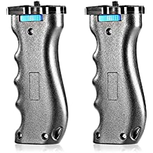 """Neewer 2-Pack Camera Handle Grip Handheld Stabilizer with 1/4"""" Screw for DSLR Camera Such As Canon,Nikon ,Panasonic,Sony,Pentax,iPhone 6s/6/5s/5/4s/4,Samsung Galaxy S6/S5/S4"""