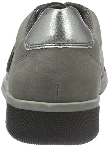 Jenny Damen Seattle Sneakers Grau (graphit, Street / Gun 06)