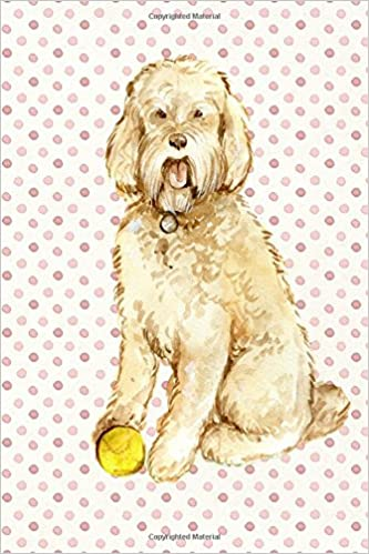 Buy Goldendoodle Journal Book Online at Low Prices in India