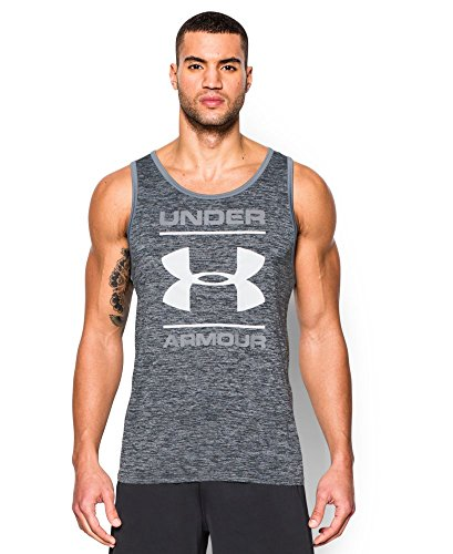 Mens+Tank+Tops Products : Under Armour Men's Tech Graphic Tank