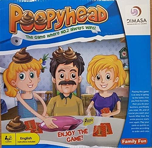 jupesa Juego Poppy Head: Amazon.es: Juguetes y juegos