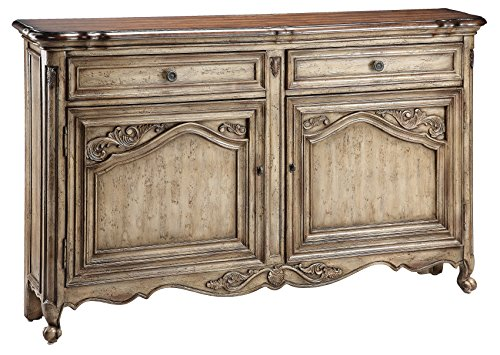 - Stein World Furniture Gentry Sideboard, Antique Dustry Linen