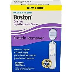 Bausch & Lomb Boston One Step Liquid Enz...