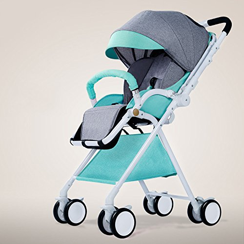 QXMEI Kids Pram Travel System Combi Stroller Buggy Baby Chil