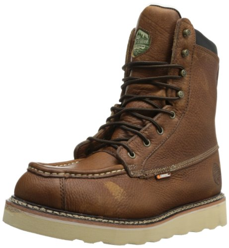 Wood n Stream Mens 6004 Flyway Boot Saffron Brown oafvDu9P