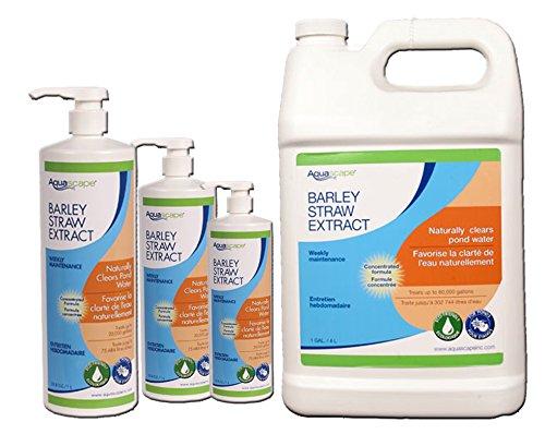 Aquascape Fermented Natural Barley Straw Liquid Extract 1 Gallon
