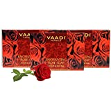 Vaadi Herbals Enchanting Rose Soap with Mulberry Extract, 75gms x 3