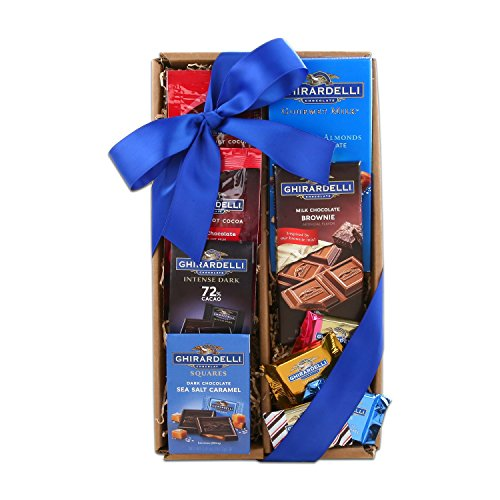 Ghirardelli Variety Holiday Gift Box