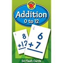 Brighter Child Flash Cards:Additn.0-12