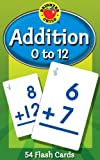 : Addition 0 to 12 (Brighter Child Flash Cards)