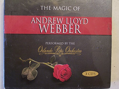 Price comparison product image The Magic of Andrew Lloyd Webber
