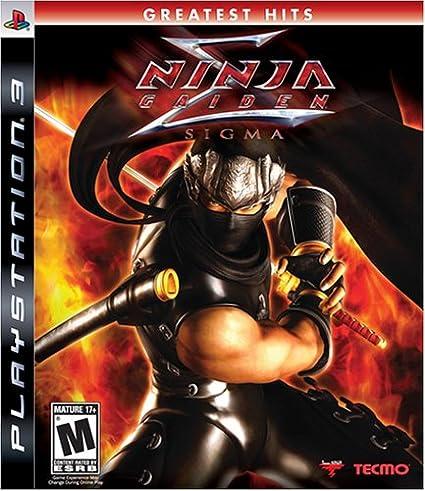 Ninja Gaiden SIGMA [Importación Inglesa]: Amazon.es: Videojuegos