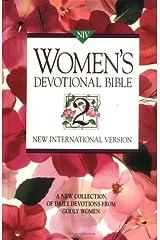 NIV Womens Devotional Bible 2 Hardcover