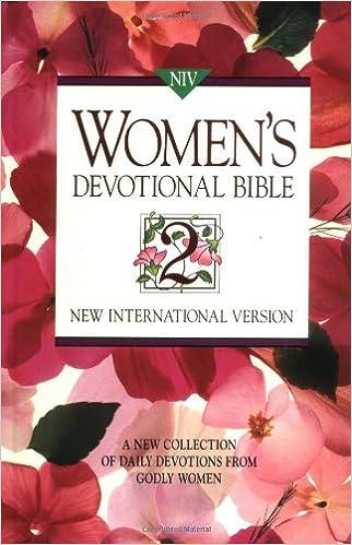 NIV Womens Devotional Bible 2: Zondervan: 9780310918424