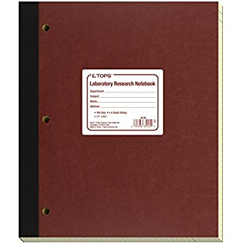 laboratory research notebook carbon paper National 43-649 laboratory research notebook - 200 sheet - 4 x 4 quad ruled -  925 x  43-644 national brand carbonless laboratory research notebook.