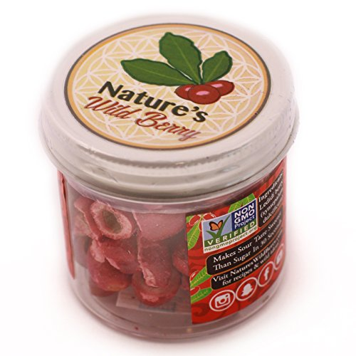 Nature's Wild Berry - The Flavor Changing Wildberry (Non-GMO Project Verified) | 60 servings by Nature's Wild Berry (Image #2)