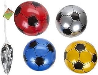 Soccer SOS Balle de Football en PVC 22,9 cm en Forme de Ballon de Football