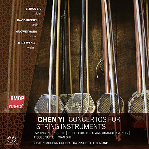 Chen Yi: Concertos for String Instruments