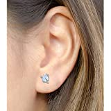 OUFER 16G Stainless Steel Cartilage Earring Air