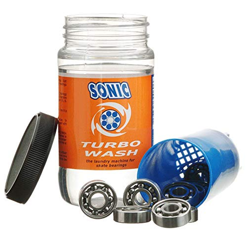SONIC Turbo Wash Skate Bearing Cleaning System