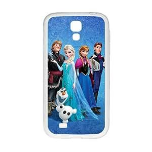 Frozen Princess Elsa Anna Kristoff Olaf Sven Hans Cell Phone Case for Samsung Galaxy S4