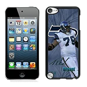 NFL Seattle Seahawks Red Bryant ipod Touch 5 Casecell phone cases&Gift Holiday&Christmas Gifts NFIU8715809