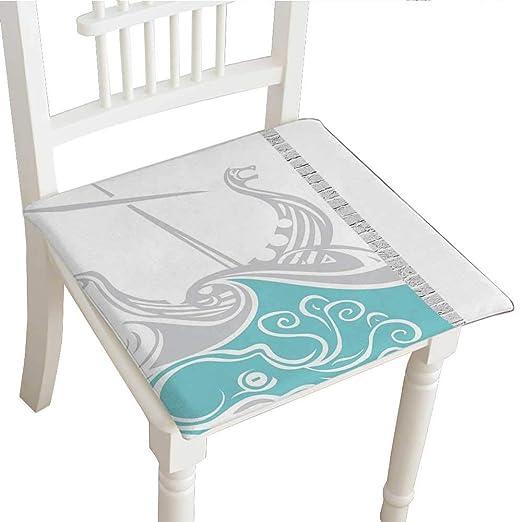 Classic - Cojín decorativo para silla de sillón (14
