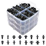 670 Pcs Auto Push Clips & Fasteners Set, Free