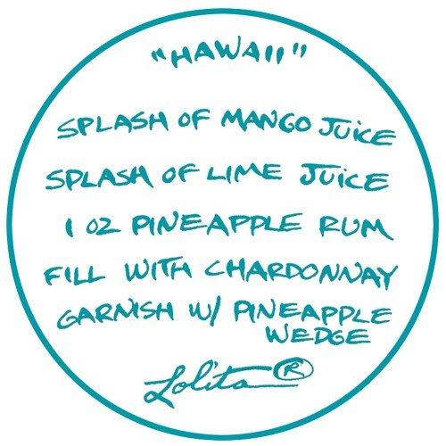 Lolita Love My Wine Glass, Hawaii by Santa Barbara Design Studio (Image #1)